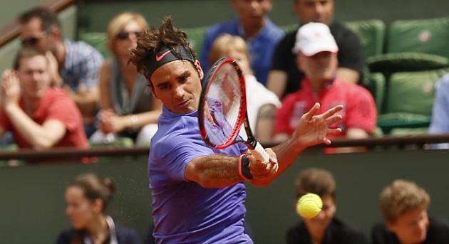 Federer vence a Granollers en Paris