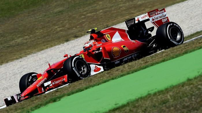 Ferrari en Barcelona