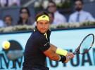 Masters de Madrid 2015: Ferrer, Murray, Raonic y Nishikori a cuartos de final