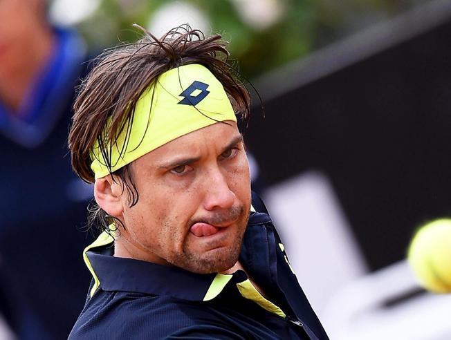 Ferrer a semifinales en Roma
