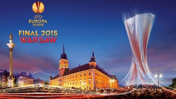 La final de la Europa League 2015 se jugará en Varsovia