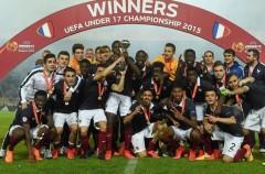 Europeo sub 17 2015: Francia campeona tras golear a Alemania en la final