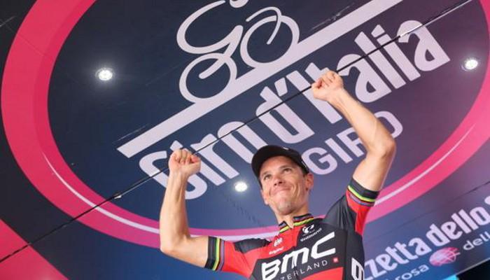 Segunda victoria para Gilbert en este Giro de Italia 2015