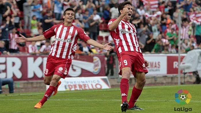 El Girona le recorta dos puntos al Betis en la clasificación