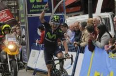Vuelta a Asturias 2015: Igor Antón consigue su primer triunfo como Movistar