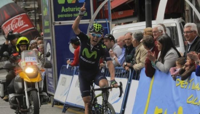 Igor Antón se reencontró con la victoria en Asturias