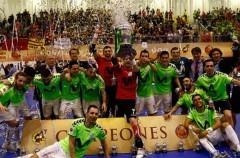 Inter Movistar gana la Copa del Rey de fútbol sala 2015, el título que les faltaba