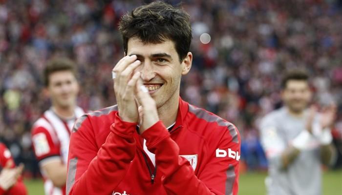 Ander Iraola concluyó su etapa como jugador del Athletic