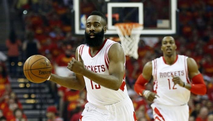Harden mete a los Rockets en la final de la Conferencia Oeste