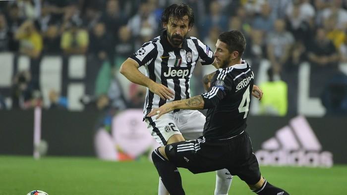 La Juve venció al Real Madrid en la ida por 2-1