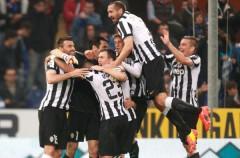 La Juventus de Turín se hace con el título de la Serie A 2014-2015