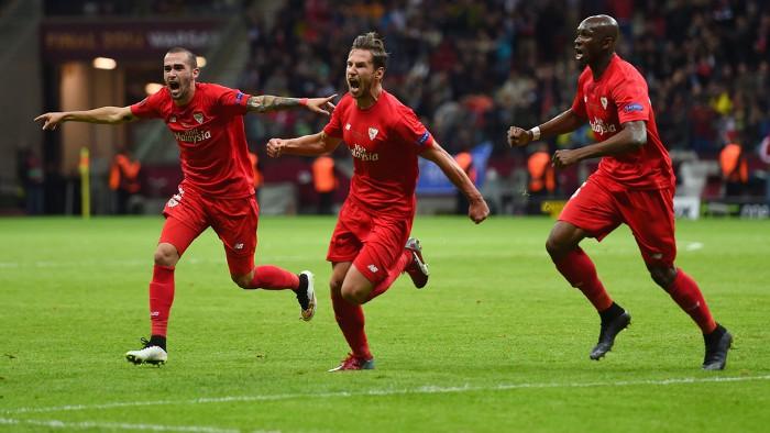 El gol de Krychowiak abrió el camino de la victoria