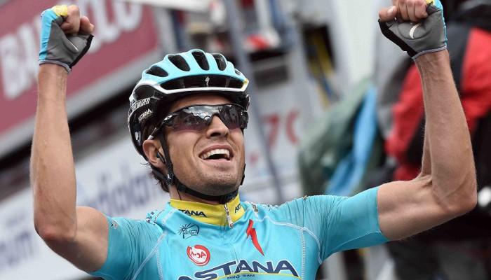 Mikel Landa ya suma dos victorias de etapa en este Giro de Italia 2015