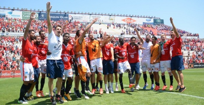 El Nastic de Tarragona vuelve a Segunda División