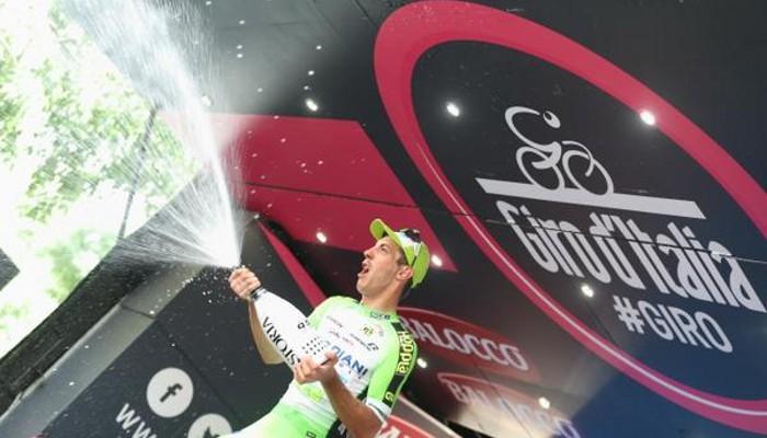 Nicola Boem ganó la décima etapa del Giro de Italia 2015