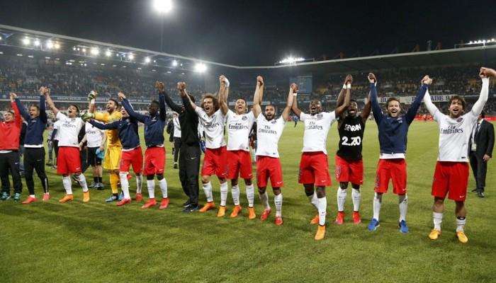 El PSG repite como campeón de la liga en Francia por tercer año consecutivo