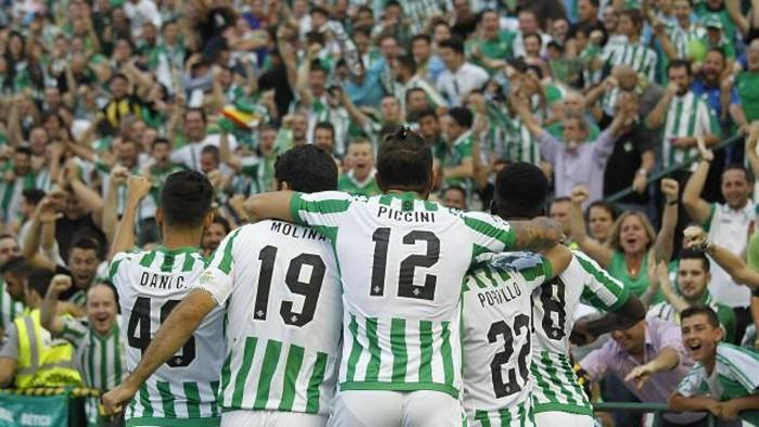 El Betis ya ha asegurado matemáticamente su ascenso a Primera División