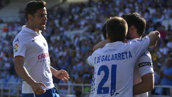El Zaragoza ocupa la sexta plaza, la última para jugar playoffs