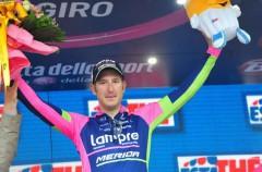 Giro de Italia 2015: segunda victoria al sprint para Sacha Modolo