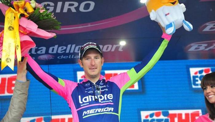 Sacha Modolo lleva dos victorias en este Giro de Italia 2015