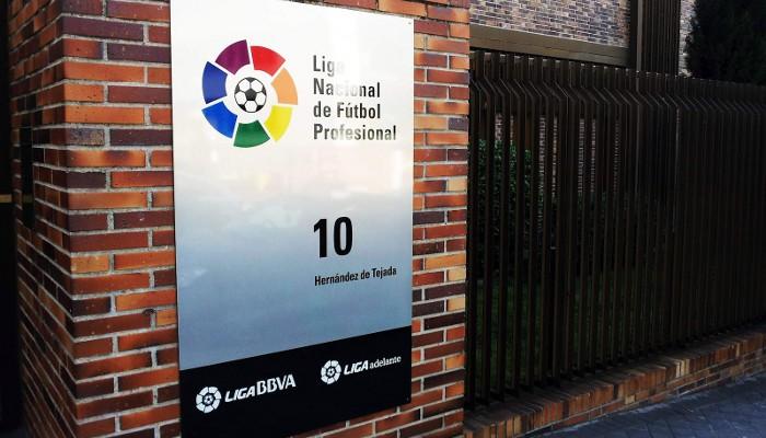 Sede de la LFP