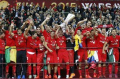 Europa League 2014-2015: el Sevilla gana la cuarta en Varsovia