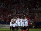 Europa League 2014-2015: el Sevilla golea a la Fiore y apunta a Varsovia