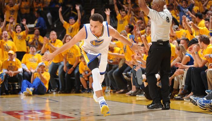 Stephen Curry es el MVP de la temporada en la NBA