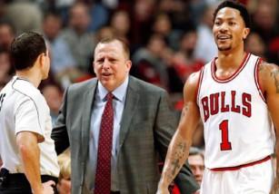 NBA: los Chicago Bulls anuncian el despido de Tom Thibodeau