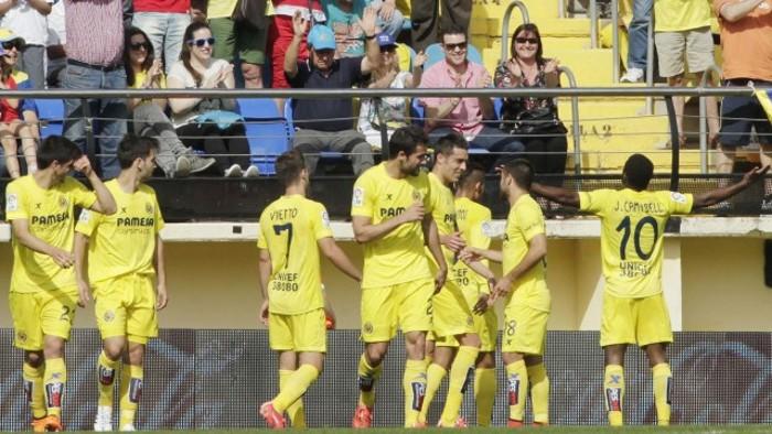 El Villarreal se ha asegurado matemáticamente la sexta plaza