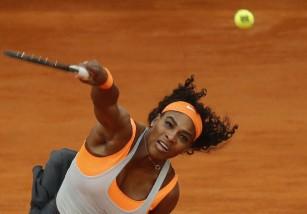 Masters de Madrid 2015: Williams y Suárez Navarro a 2da ronda, eliminadas Muguruza y Halep