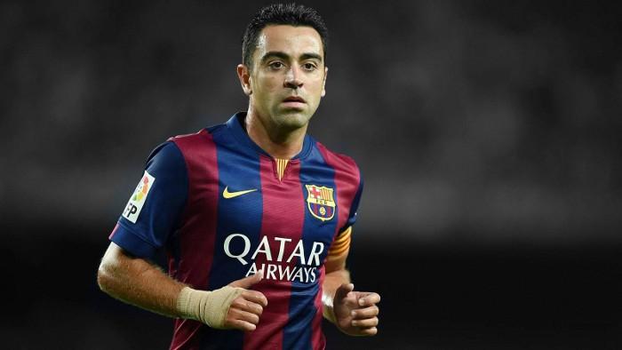 Xavi Hernández abandona el Barcelona