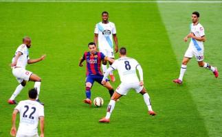 Liga Española 2014-2015 1ª División: descienden Eibar y Almería, el Valencia a Champions