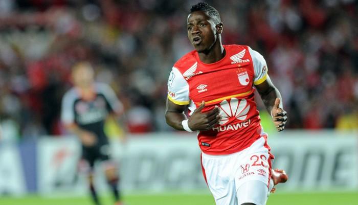 Con un gol de Yamilson Rivera Santa Fé se metió en cuartos de la Libertadores