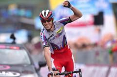 Giro de Italia 2015: el ruso Ilnur Zakarin gana en el circuito de Imola