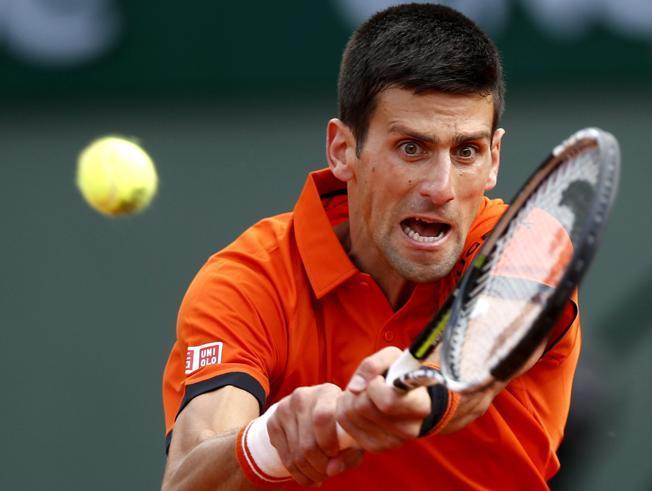 djokovic a segunda etapa en Roland Garros