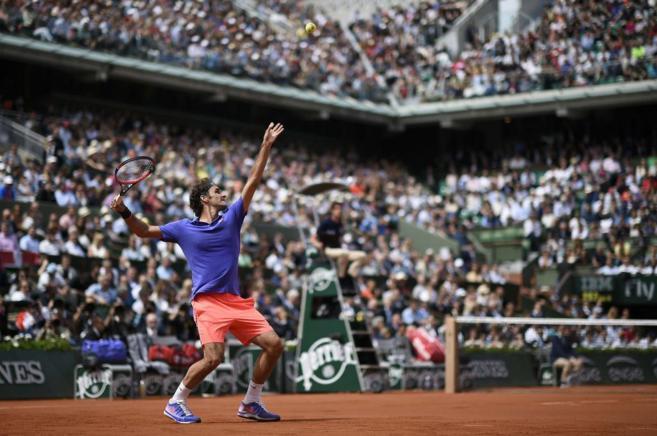 Roland Garros 2015: Federer y Wawrinka a octavos de final, Andújar eliminado