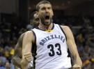 NBA: Marc Gasol es el primer español en aparecer en el mejor quinteto