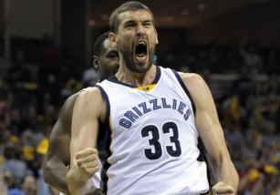 NBA: los Grizzlies y Marc Gasol acuerdan el máximo para el jugador