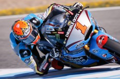 GP de Jerez de Motociclismo: Poles para Quartararo,  Rabat y Lorenzo