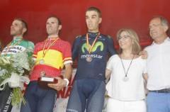 Alejandro Valverde gana los nacionales de ruta de 2015 en Cáceres
