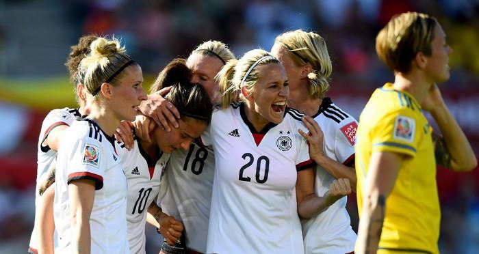 Alemania es una de las favoritas a ganar el Mundial femenino
