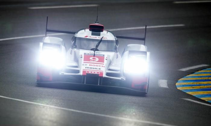 Audi Sport en Le Mans