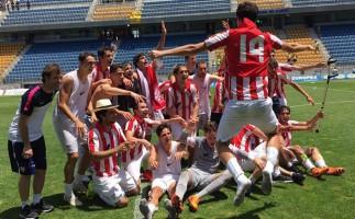Huesca y Bilbao Athletic completan la Segunda División de la temporada 2015-2016