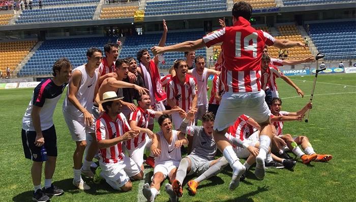 El Bilbao Athletic consiguió el ascenso en el Ramón de Carranza