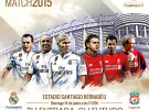 Leyendas de Real Madrid y Liverpool jugarán el 'Corazón Classic Match' para ayudar a Cruz Roja