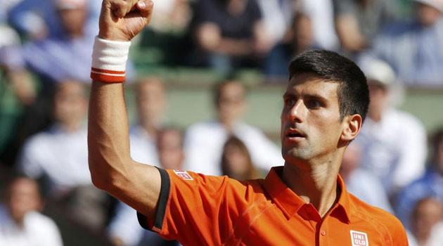 Djokovic barre a Nadal en Paris