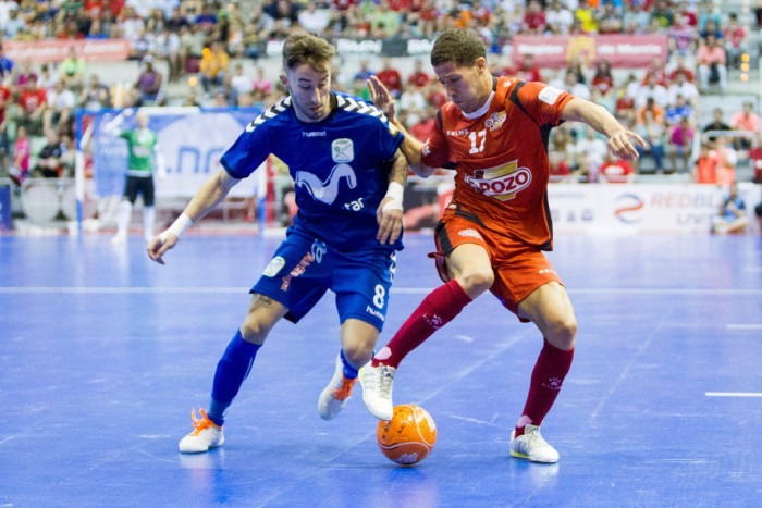 ElPozo Murcia cae en su pista ante Inter Movistar