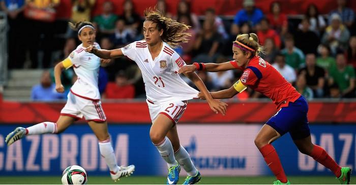 Mundial de fútbol femenino 2015: España cae ante Corea y se despide del torneo