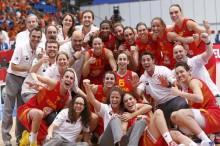 Eurobasket femenino 2015: España gana el bronce y Serbia gana su primer oro